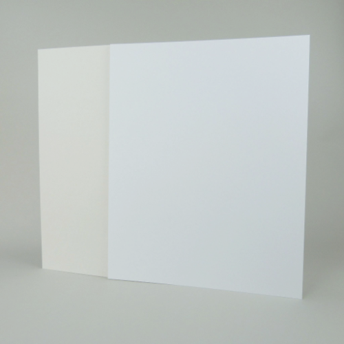 White/Cream Backing Board 700mic